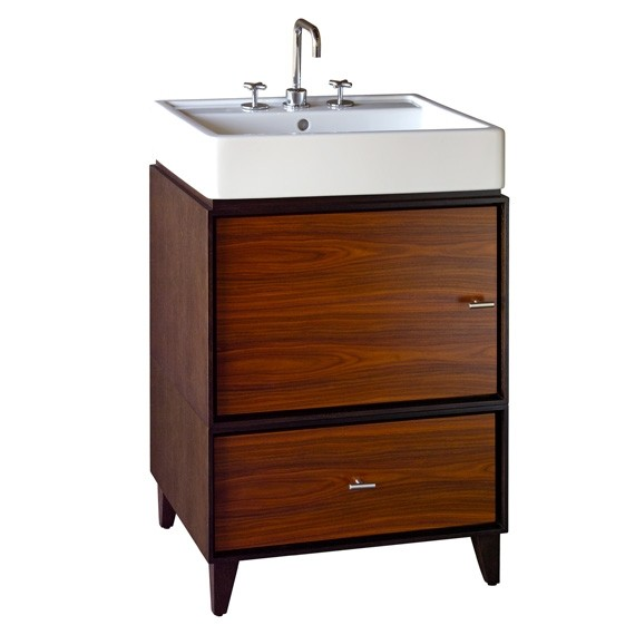 Shop Here Porcher 80800 01.605 24 Inch Solutions Cabinet, Rosewood Color,  Vanity, For The Cheapest Price Ever.   Overstock Plumbing Deals