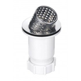 Blanco 441233 3-in-1 Bar Strainer, Stainless Steel