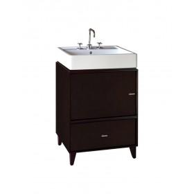 Porcher 80800-01.610 24-Inch Solutions, Cabinet, Wenge