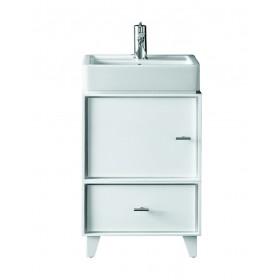 "Porcher 80800-00.620 Porcher Solutions Porcher Solutions  24"" Cabinet White"