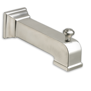 American Standard Town Square Brass Tub Spout, Satin Nickel