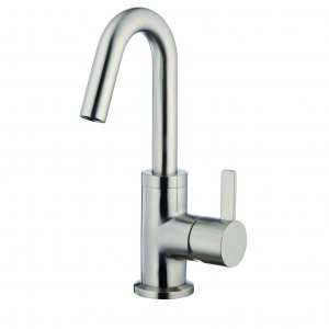 Back Bay DH223530BN Single Handle Lavatory Touch Down Faucet