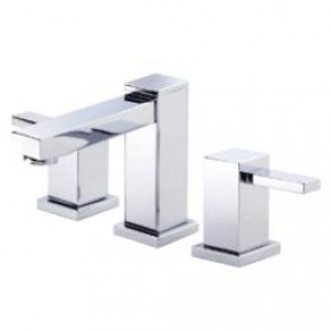 Danze DH304533 Fremont 2H Mini-Widespread Lavatory Faucet w/ Touch Down Drain 1.2gpm