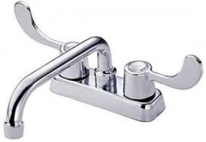 Danze D100407 Laundry Faucet  Acrl  Handles,Chrome