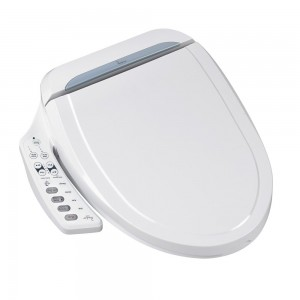 Porcher 70081-00.001 Universal Electronic Bidet Seat with Dryer & Deodorizer