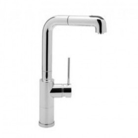 Blanco 440517 Blanco Acclaim Kitchen Faucet w/Pullout Spray - Chrome
