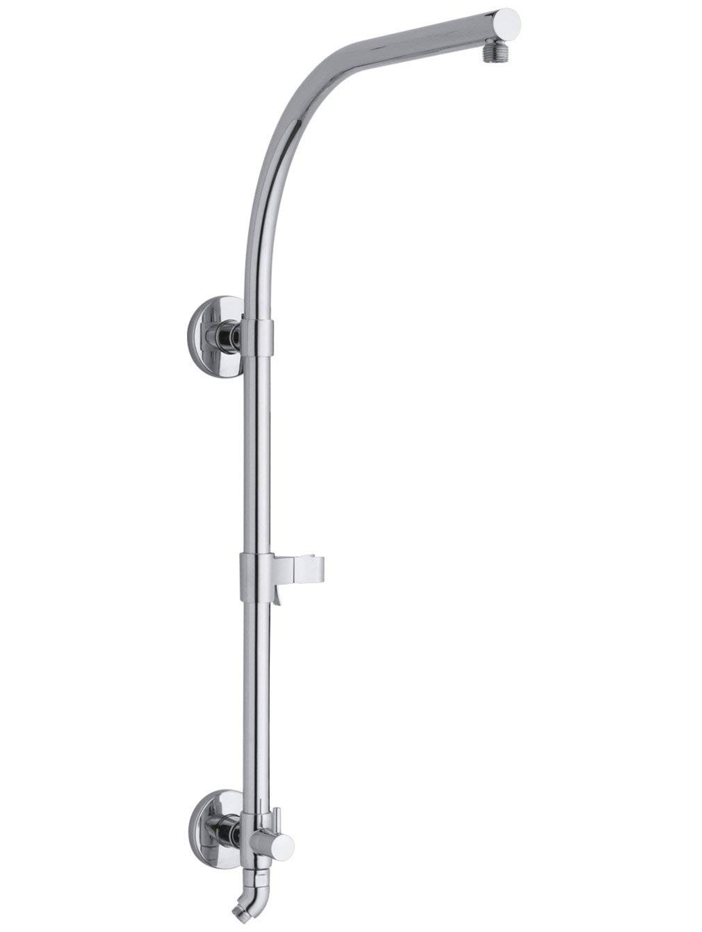 KOHLER K-45211-CP HydroRail -R Arched Shower Column, Polished Chrome