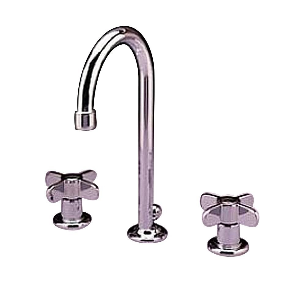 American Standard 7830000.002 HERT Widespread Lavatory Faucet, kitchen faucets three hole, polished chrome