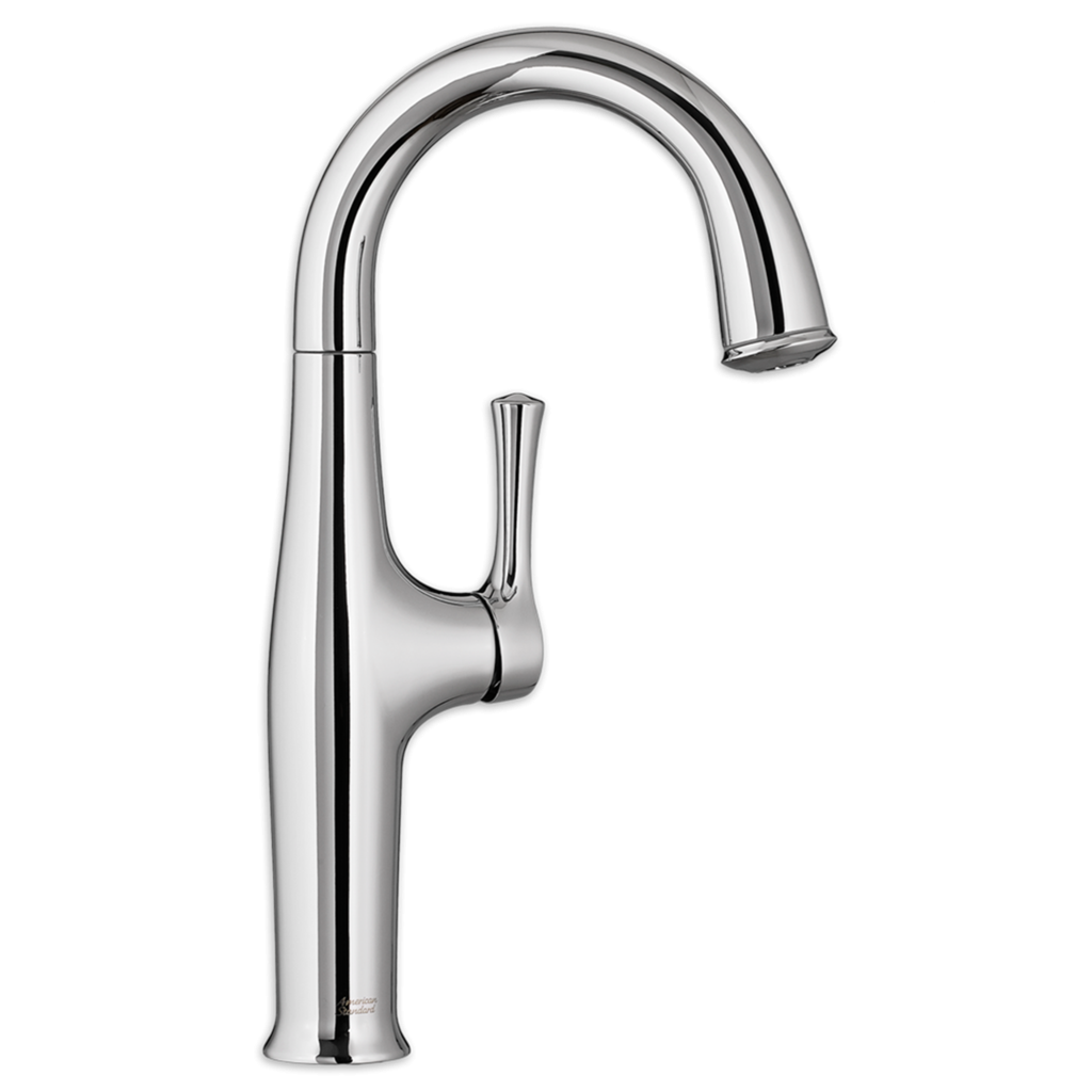 American Standard 4968.410.002 Pull Down Kitchen Faucet Polished Chrome