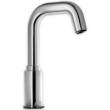 American Standard 2064172002 Polished Chrome Serin Deck-Mount Sensor-Operated Faucet, Multi-AC, 1.5 gpm Laminar Flow
