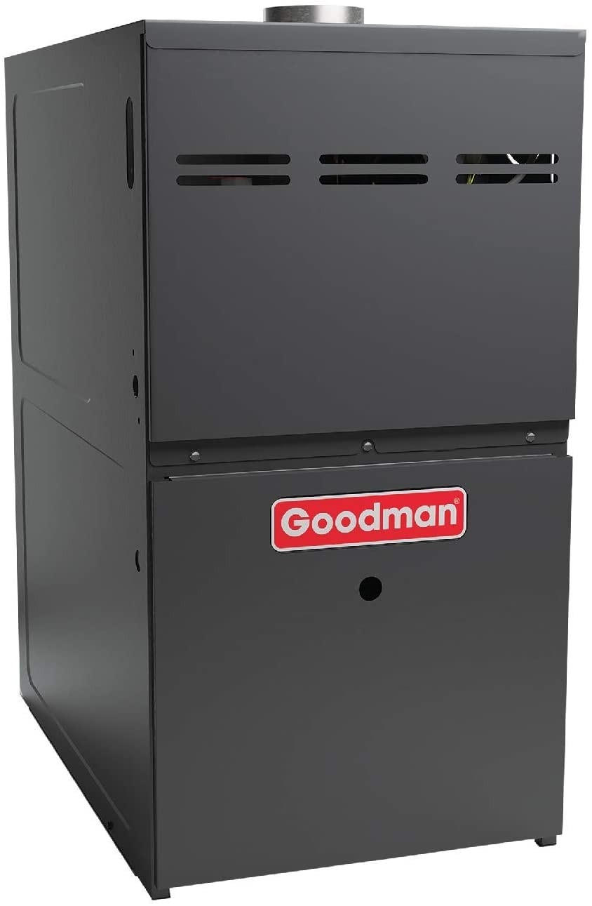 Goodman GMES800804BN 80,000 BTU 80% Efficiency Upflow, Horizontal Gas Furnace Model