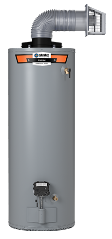 STATE GS6-50HBD SELECT DIRECT VENT 50-GALLON PROPANE WATER HEATER