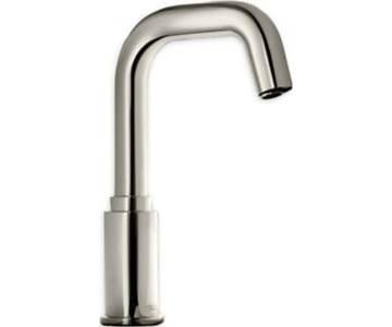 American Standard 2064175.295 Serin Deck-Mount Sensor-Operated Faucet, Multi-AC, 0.5 gpm brushed nickel, automatic kitchen faucet, sensor kitchen faucet
