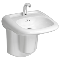 American Standard 0955901EC.020 Murro Universal Design Everclean Wall Mounted Sink