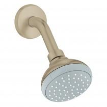 26118EN1 Shower Head with Shower arm, Brushed Nickel