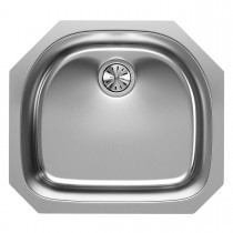 Elkay EGUH2118 Single Bowl Undermount Stainless Steel Kitchen Sink