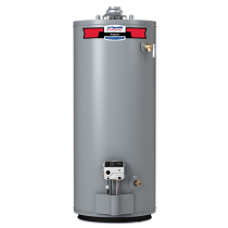 American Water Heater FVG62-50T65-4NOV  50 Gallon 65000 BTU Extra Recovery Tall Natural Gas Water Heater - 6 Year Warranty