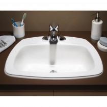 American Standard 0203000.021 Yorkdale Sink, Bone