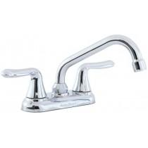 American Standard 245550.002 Double Handle Bathroom Faucet, Chrome