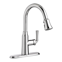 American Standard 4285.300.002 Portsmouth Kitchen Faucet, Polished Chrome