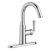 American Standard 4285.410.075 Kitchen Faucet, Stainless Steel