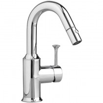 American Standard 4332.410.002 Pekoe Pull Down Kitchen Faucet, Polished Chrome