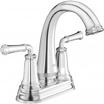 American Standard 7052214.002 Delancey Centerset Faucet, Polished Chrome