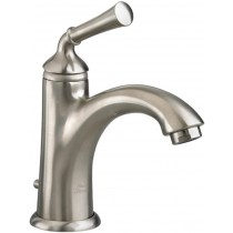 American Standard 7415101.295 Portsmouth One handle Bathroom Faucet, Satin Nickel
