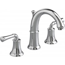 American Standard 7420.801.002 Portsmouth 2Handle Bathroom Faucet, Polished Chrome