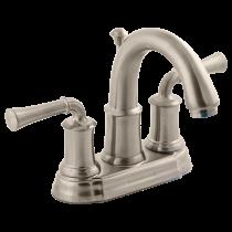 American Standard 7420201.295 Portsmouth Centerset High Arc Bathroom Faucet