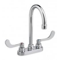 American Standard 7502.140.002 Monterrey Centerset Bathroom Faucet, Polished Chrome