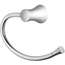 Pfister BRBTR0C Iyla Towel Ring, Polised Chrome