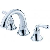 D304156 2Handle Bathroom Faucet