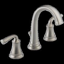 Delta 35716LF-SS-EC0 Double Handle Bathroom Faucet