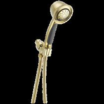 Delta 59355-PB-PK Shower Mount Hand Shower, Polished Brass