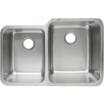 Franke FCU120 Stainless Steel Offset Kitchen Sink