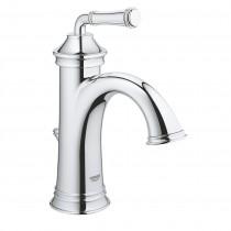 Grohe 21111000 Single Hole Single Handle Bathroom Faucet, Chrome
