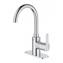 Grohe 23173001 Single Handle Bathroom Faucet, Chrome