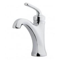 Pfister LG42DE0C Single handle Bathroom Faucet, Polished Chrome