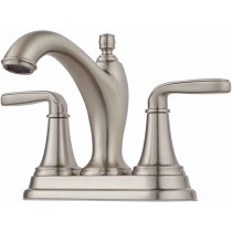 Pfister LG48-MG0K Bathroom Faucet, Brushed Nickel