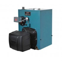 Burnham PV8H3WC-GBWN V8H 3-Section High-Efficiency Packaged Oil-Fired Water Boiler