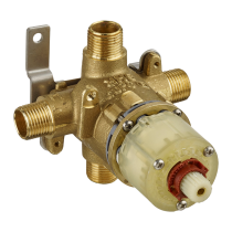 American Standard R111 Pressure Balance Rough Valve Body With Universal Inlets/Outlets