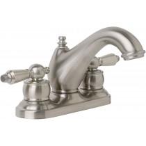 Symmons SLC-7612-STN-RP Allura Bathroom Faucet, Satin Nickel