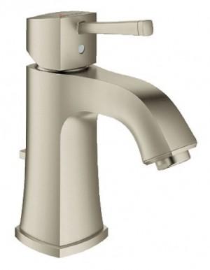 Grohe 23311EN0 Grandera Single Hole Single-Handle Bathroom Faucet in Brushed Nickel