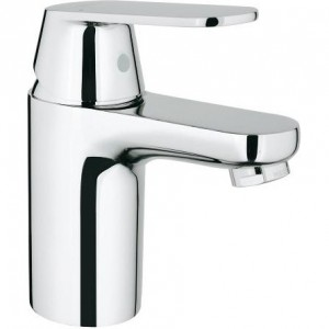 Grohe 32877000 Eurosmart Cosmopolitan Single-Handle Bathroom Faucet S-Size, chrome finish, single hole bathroom faucet