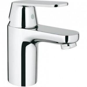 Grohe 32877000 Eurosmart Cosmopolitan Single-Handle Bathroom Faucet S-Size, chrome finish, single hole bathroom faucet