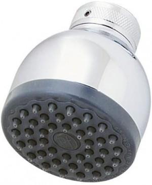 Pfister Portland Bell Showerhead, Polished Chrome 015PC01