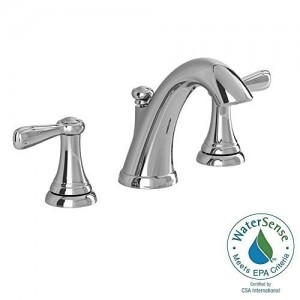 American Standard 7768F Marquette 8 in. Widespread 2-Handle High-Arc Bathroom Faucet in Polished Chrome