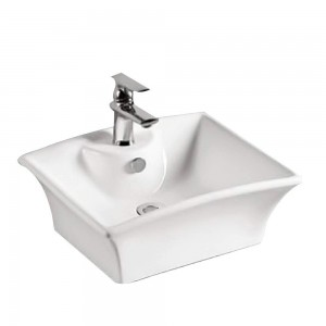 Leno ab52092 Art Basin (500 x 420 x 190 mm) Single Faucet Hole