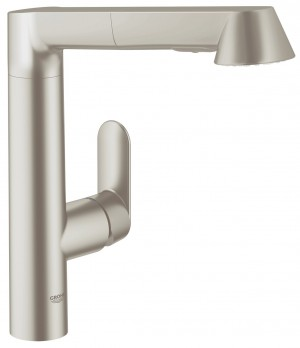 GROHE 32175DC0 K7 Ohm Sink Pull-Out Spray